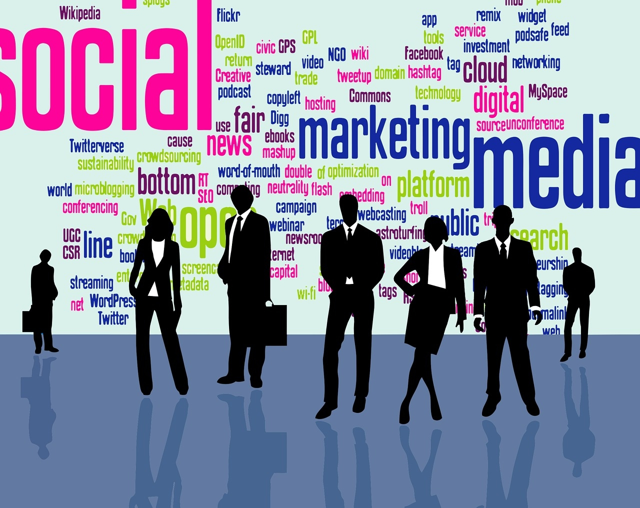 Social media marketing South Africa